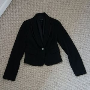 Tuxedo style suit jacket from The Limited